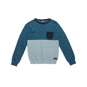 Pull Junior COLORBLOCKING SWEATER  RIP CURL 3385 INDIAN TEAL