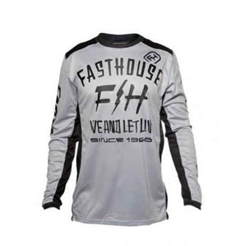 maillot moto FASTHOUSE  dickson grey