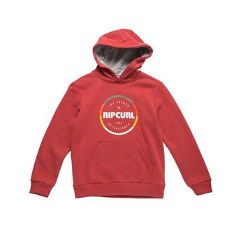 Pull Junior BIG MAMA HOODED FLEECE  RIP CURL 40 RED
