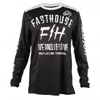 maillot moto FASTHOUSE  dickson black