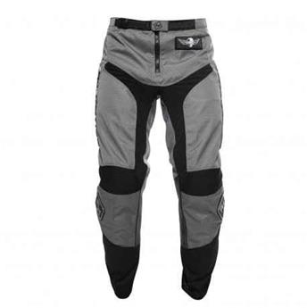 pantalon FASTHOUSE moto grindhouse grey black