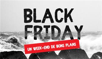 Black Friday -70% sans photos