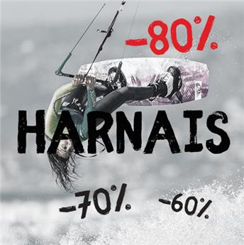 Black Friday Harnais Windsurf et Kitesurf