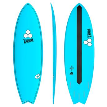 Board Surf Epoxy Fish PODMOD XLite Channel Island TORQ Blue (PRP02)