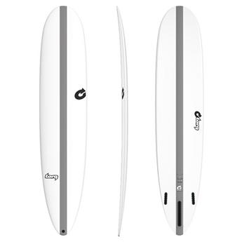 Board Surf Longboard Epoxy THE DON TORQ White (PRP01)