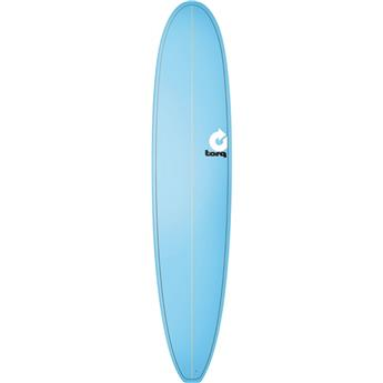 Board Surf Longboard Epoxy MALIBU COLORED TORQ Blue (F0000) 9´0´´x22´´3/4x3´´1/4 72 litres