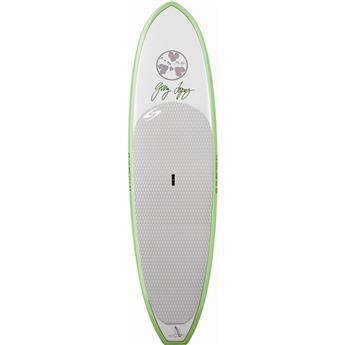 Board Sup rigide surf Tuflite LILDARLING SURFTECH L2001 Green/Grey (40058) 8´11´´x28,5´´x4,1´´ 126 litres