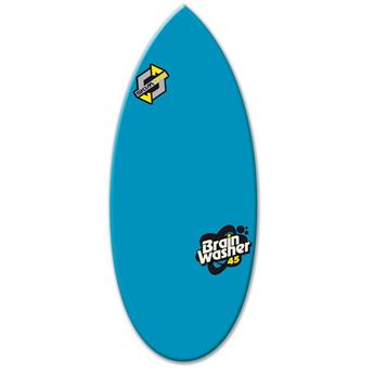 Skimboard Epoxy SKIM1 EPOXY 44  SKIM ONE Brain Washer Blue/Yellow (90336) 114cmx47cmx1,6cm
