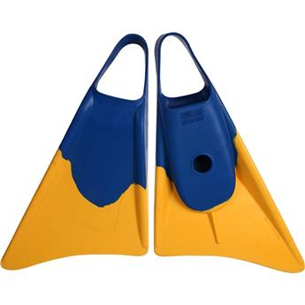 Palmes Bodyboard  WEAPON SWIMFINS Blue/Yellow (FA000)