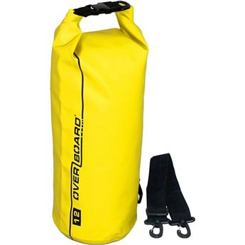 Sac étanche DRY TUBE CLASSIC OVERBOARD  12 litres