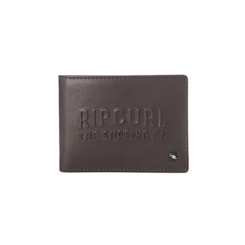 Portefeuille Up North All Day RIPCURL 9 Marron