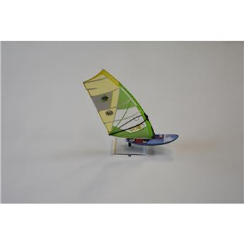 Planche Deco FUN ELEMENT FANATIC TRIWAVE - NORTHSAILS VOLT HD