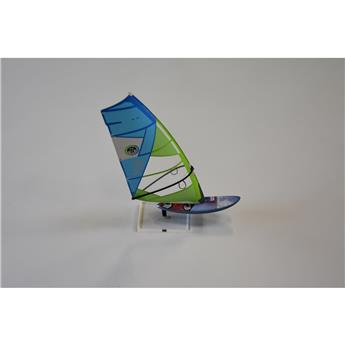 Planche Deco FUN ELEMENT FANATIC TRIWAVE - NORTHSAILS VOLT