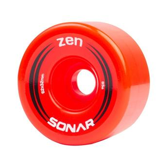 Roue Roller Quad RADAR WHEELS Zen Red