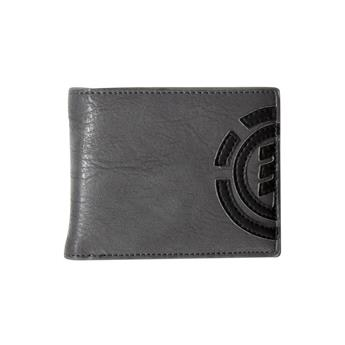 Portefeuille ELEMENT Daily Elite Wallet Black Noir