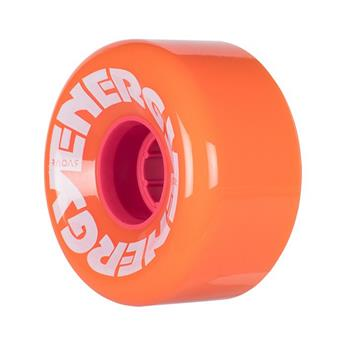 Roue Roller Quad RADAR WHEELS Energy 62mm Peach