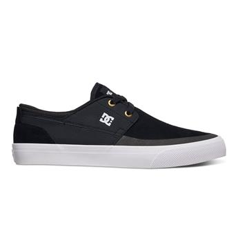 Chaussure DC SHOES Wes Kremer Black Gold Noir
