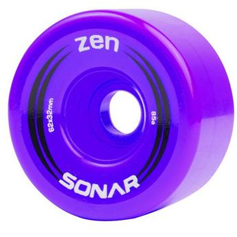 Roue Roller Quad RADAR WHEELS Zen Purple