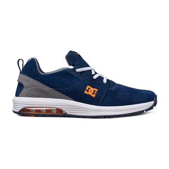 Chaussure DC SHOES Heathrow IA SE Navy Grey  Bleu