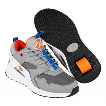 Chaussures à roulettes HEELYS Force Grey/White/Orange