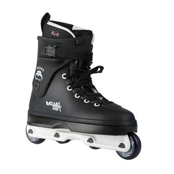 Roller en ligne Street Agressif RAZORS SKATES Shift Black White