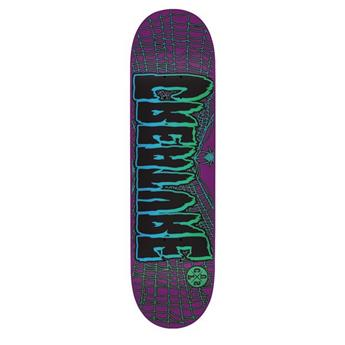 Plateau Skateboard CHOCOLATE CREATURE Deck Ass Backwards Ms 31.6 X 8.2