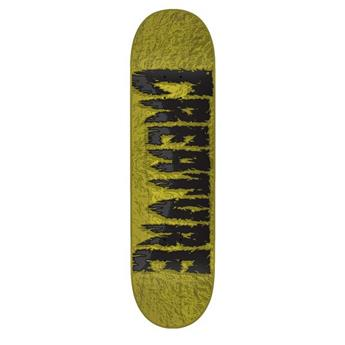 Plateau Skateboard CREATURE SKATEBOARDS Deck Shredded Sm 31.4 X 7.75