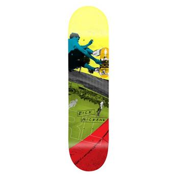 Plateau Skateboard  GIRL Deck 20 20 Mccrank 8.375 X 31.75