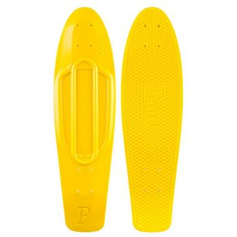 Plateau Skateboard PENNY SKATEBOARDS Deck 27 Yellow