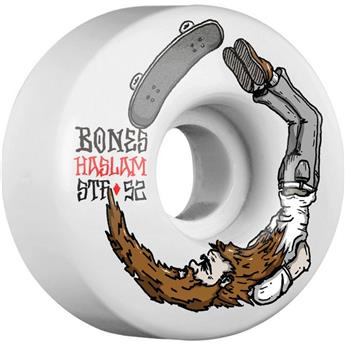 Roue Skateboard BONES  Wheels  Jeu De 4  Stf V3 Haslam Scorpion 52mm