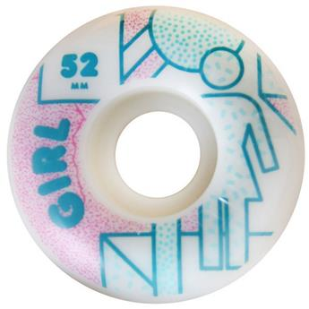 Roue Skateboard GIRL SKATEBOARDS  Wheels  Jeu De 4  Framework 52mm