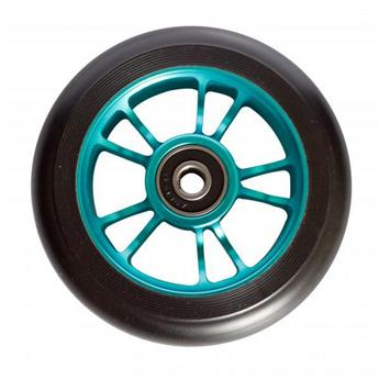 Roue Trottinette BLUNT 10 spokes  Bleu 100mm
