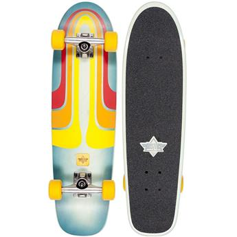 DUSTERS CALIFORNIA Complete Cruiser Grind Blue 28