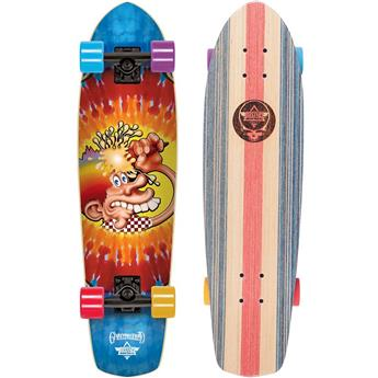 DUSTERS CALIFORNIA Complete Cruiser Ice Cream 31 Tie Dye