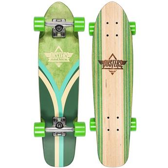 DUSTERS CALIFORNIA Complete Cruiser Flashback 28 Kryptonics Green