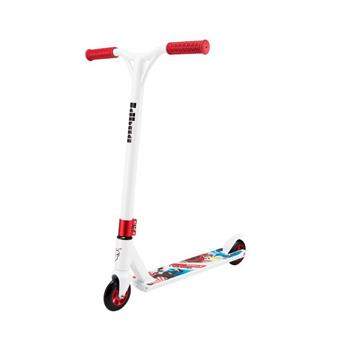 Trottinette Enfant JD BUG FREESTYLE MS118BMX RED /WHITE Rouge et blanc
