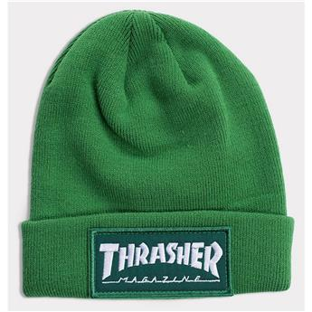 Bonnet THRASHER  Beanie Patch Green
