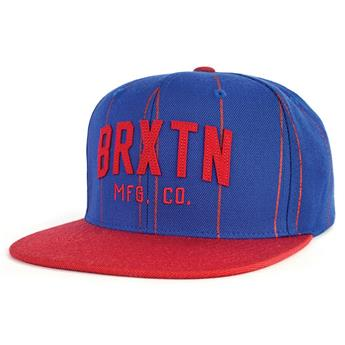Casquette  BRIXTON Cap Arden II Snapback Blue Red