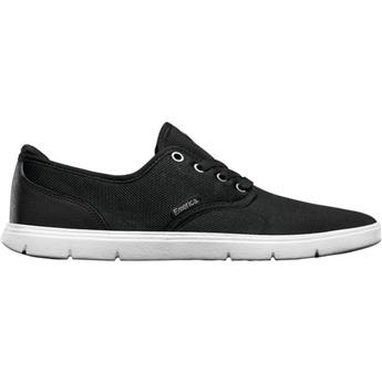 Chaussure EMERICA  Wino Cruiser LT Black White Black Noir