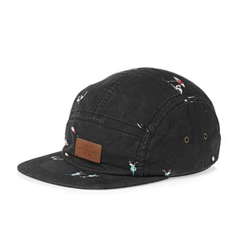 Casquette GLOBE  Wright 5 Panel Black
