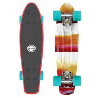 Skateboard Cruisers   LONG ISLAND LONGBOARDS Horizon 22´´ Buddies All Over Grip