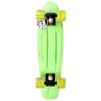 Skate Complet LONG ISLAND LONGBOARDS Cruiser Ice Green 22´´ Vert
