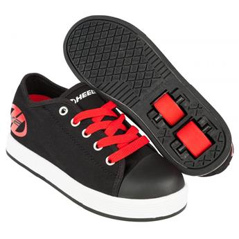 Chaussures à roulettes HEELYS X2 Fresh Black/Red