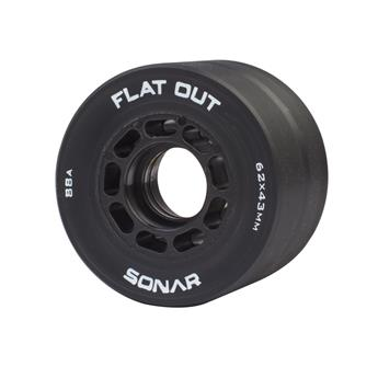 Roues Roller Derby RADAR WHEELS SONAR Wheels Flat-Out