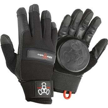 Gants Skateboard TRIPLE EIGHT SKATEBOARD  Gloves Downhill