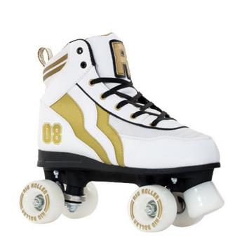 Patin complet Roller Quad  RIO ROLLER Quad Varsity White/Gold