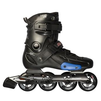 Roller en ligne enfant  SEBA FR Junior Black 2015