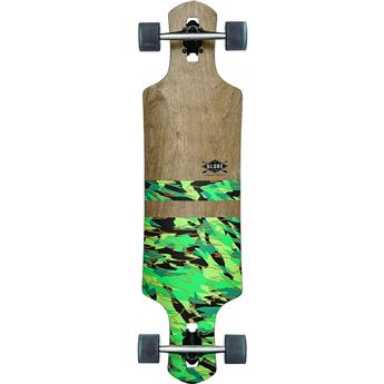 Skate Longboard Complet GLOBE  Geminon Dark Maple/Watershed