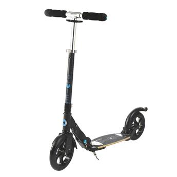 Trottinette Adulte MICRO Flex Wood Black 200 Noir