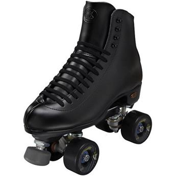 Patin complet Roller Quad  RIEDELL Mustang Black